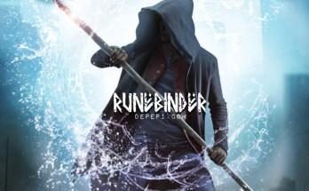 runebinder, alex r kahler, review, bookish, reviews, depepi, depepi.com, fantasy, fantasy books, lgbtq+