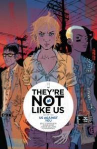 they're not like us, comics, depepi, depepi.com