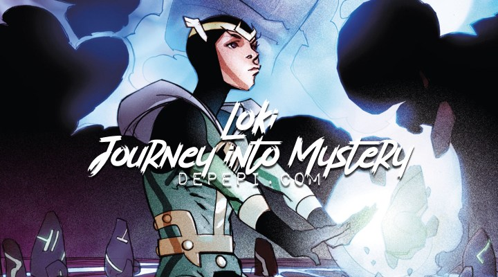 thorsday, comics thorsday, loki, loki journey into mystery, journey into mystery, marvel, marvel comics, depepi, depepi.com