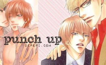 Punch Up!, yaoi, yaoi manga, manga, shiuko kano, depepi, depepi.com, reviews, review