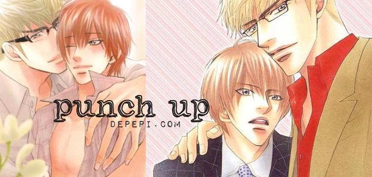 Punch Up!, yaoi, yaoi manga, manga, shiuko kano, depepi, depepi.com, reviews, review