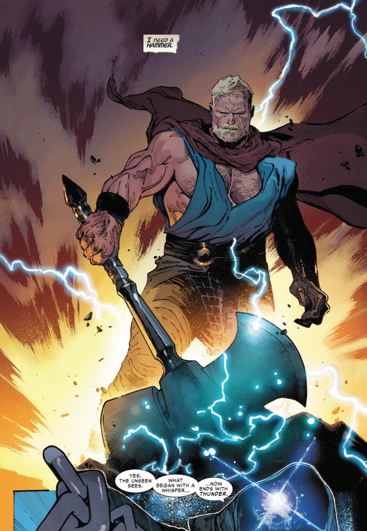 unworthy thor, thorsday, thor, god of thunder, marvel, marvel comics, the unworthy thor, depepi, depepi.com