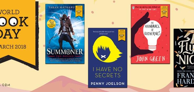 #WorldBookDay, world book day 2018, world book day, ya, fantasy books, ya books, depepi, depepi.com, share the love