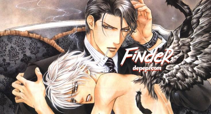 finder, ayano yamane, yaoi, yaoi manga, slash, manga, depepi, depepi.com