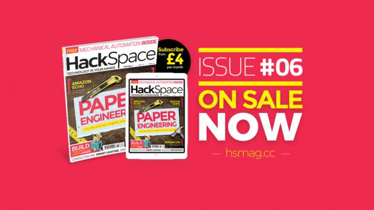 hackspace, hackspace magazine, raspberrypi, depepi, depepi.com, publishing, magazine, tech