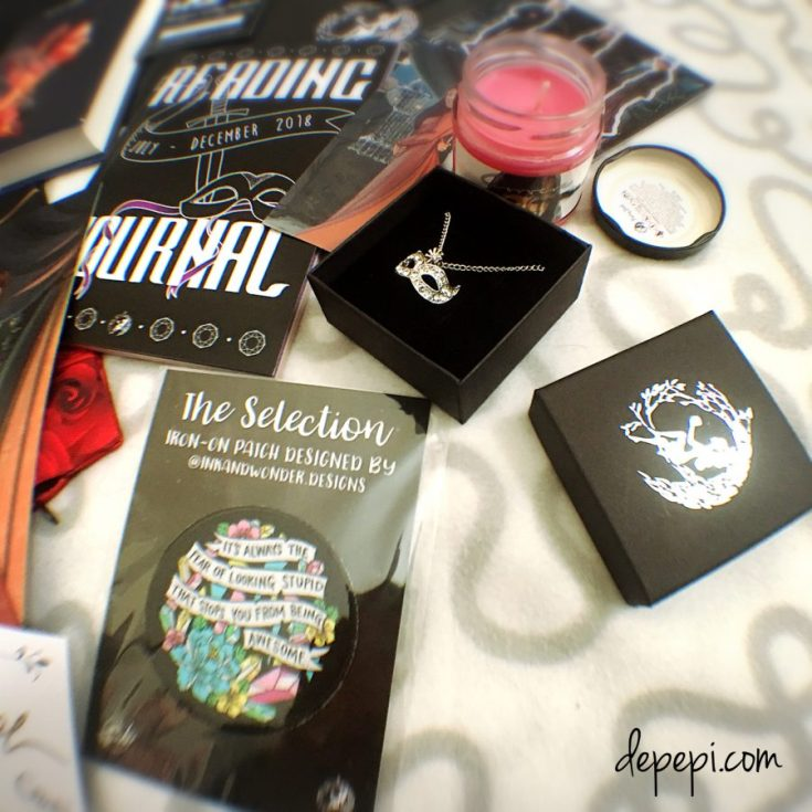 fairy loot, the fairyloot, fairyloot, rebels in ballgowns, unboxing, bookish, amreading, amreadingfantasy, depepi, depepi.com