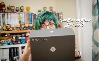 wootbox, wootbox june, wootbox march 2018, wootbox discovery, unboxing, depepi, depepi.com