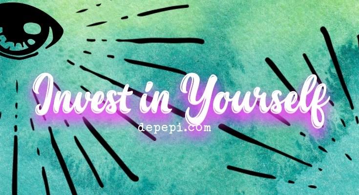 invest in yourself, Udemy, blogging, writing, DePepi, DePepi.com
