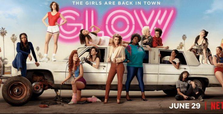 glow, glow season 2, glow s2, Netflix, depepi, depepi.com, reviews, Gorgeous Ladies of Wrestling