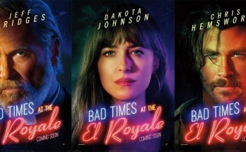 bad times at the el Royale, chris Hemsworth, Thor, depepi, depepi.com, review