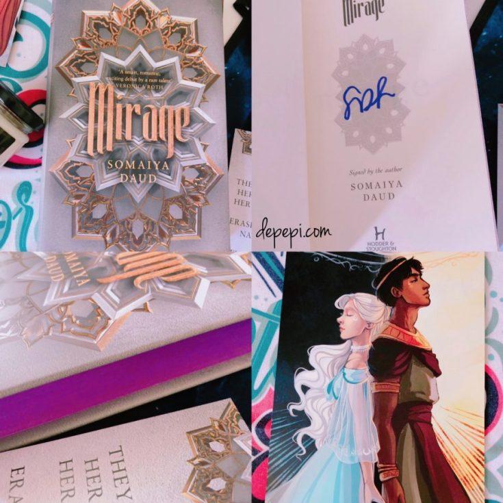 fairy loot, fairyloot, star-crossed swoons, unboxing, bookish, books, depepi, depepi.com