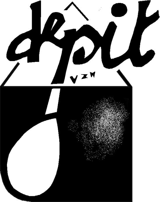 de pit logo