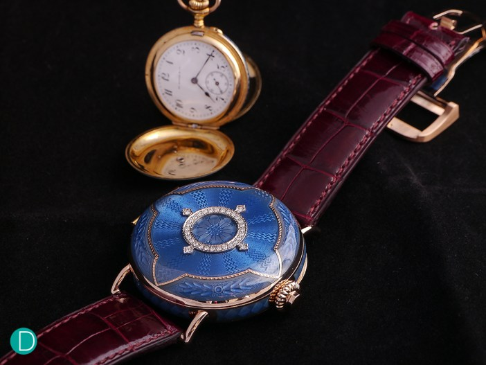 The H.Moser & Cie. Perpetual Calendar Heritage Limited Edition.