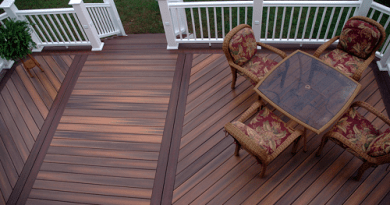 What Kind Of Decking Material Do You Like Get Composite Decking