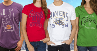 Vintage inspired T shirts on oldschooltees