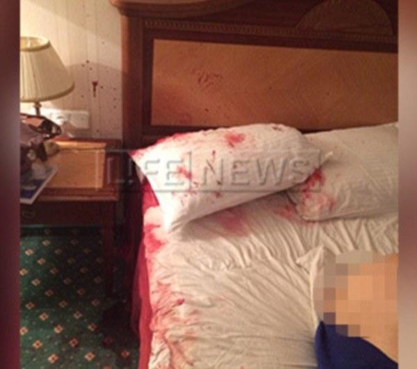 Появились шокирующие фото с места убийства экс-супруги ...
