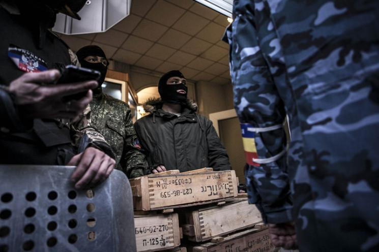 """Ватажок """"ЛНР"""" погрожує бойовою готовніст…"""