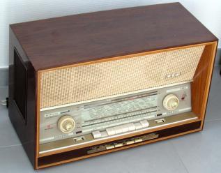 Radio Saba Meersburg Automatic 11 Stereo