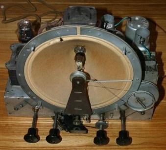 Radiomareli Faltusa - telaio