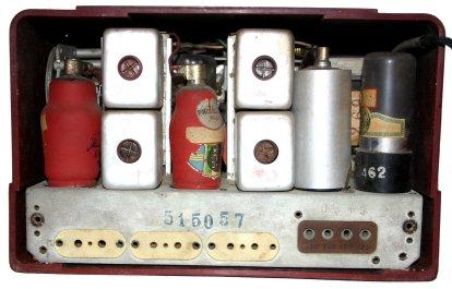 Radio Phonola 577A - chassis