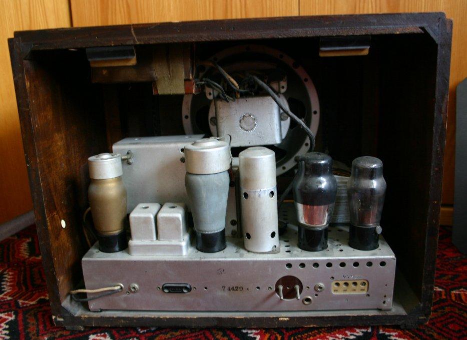 Radio Phonola 731 - telaio