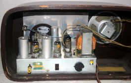 Radio Siemens SM5024 - telaio