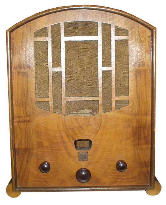 Radio Telefunken 540