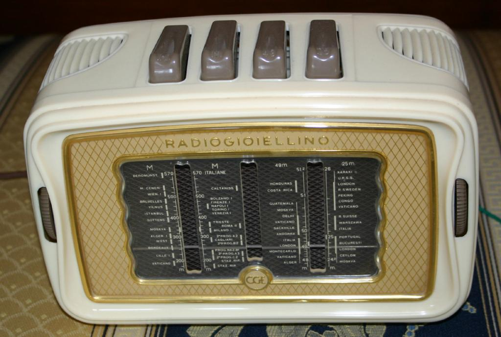 Radio CGE Radiogioiellino
