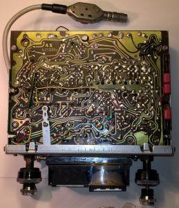 Autovox RA2011 - circuito stampato