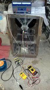 Televisore Autovox_TX212 test crt