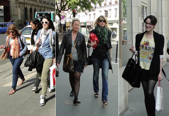 O estilo das parisienses