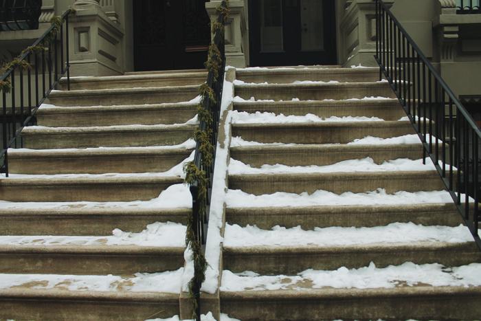 tneve-na-escada