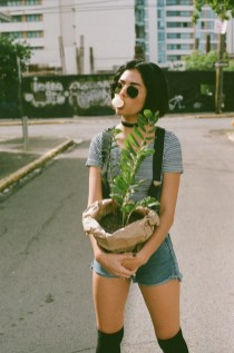Foto: Mathilda - Sticks e Stones