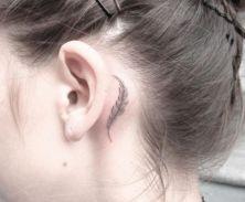 Inspiração De Um Lugar Delicado Pra Sua Próxima Tattoo