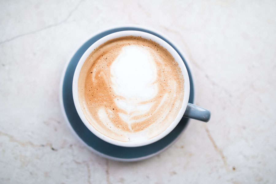 vanila-latte