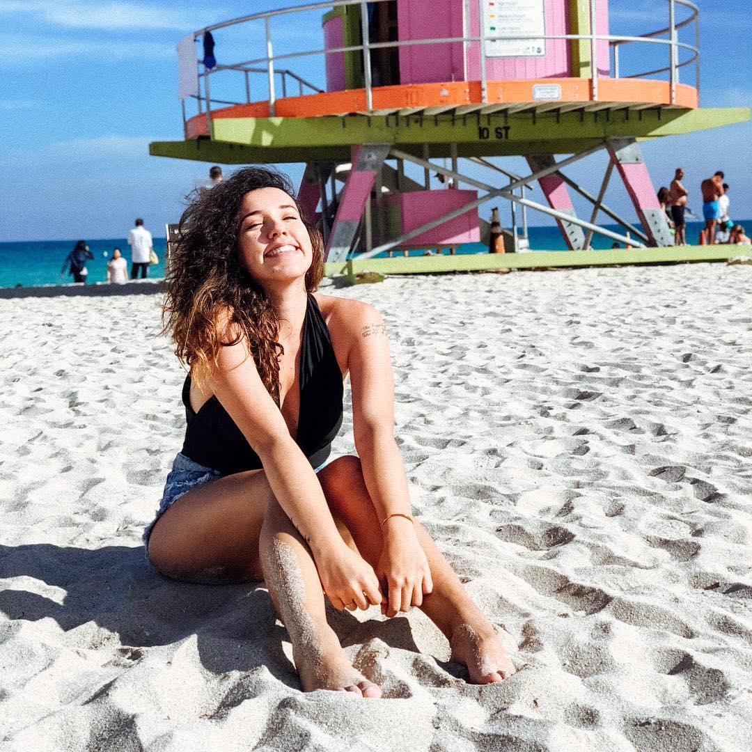 Bruna Vieira - Praia