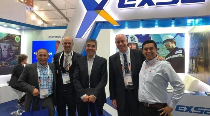 EXSA - Perumin 2019