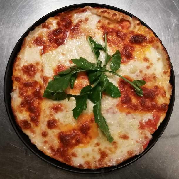 4 x 4 Pizza