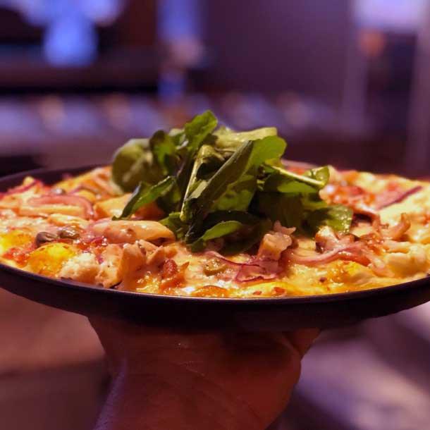 Balıkçı Pizza