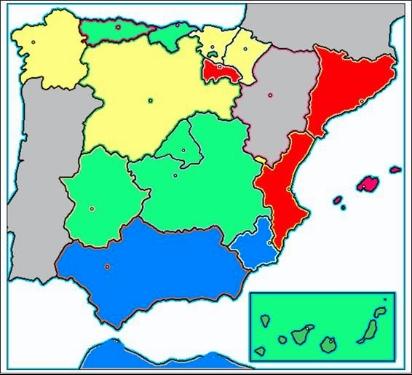 Mapa Segunda B