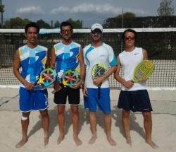Campeonato de Baleares tenis playa