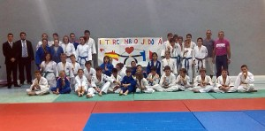 Intercambio Judo