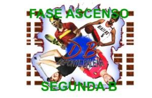 FASE ASCENSO SEGUNDA B