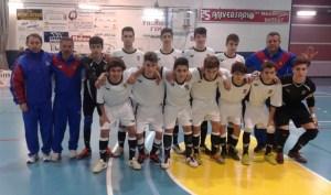Selección Balear sub 16 futbol sala