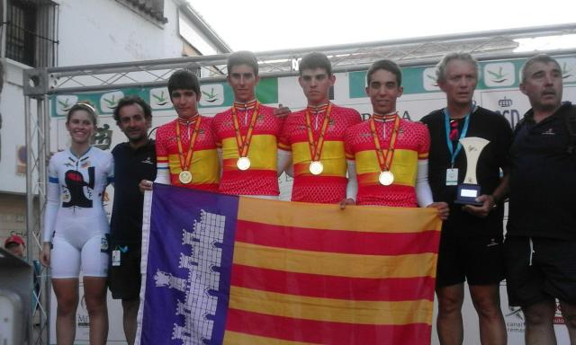 Selección Balear cadete