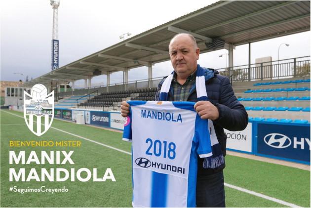 Javier 'Manix' Mandiola