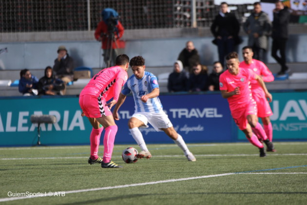 At. Baleares VS Castellon