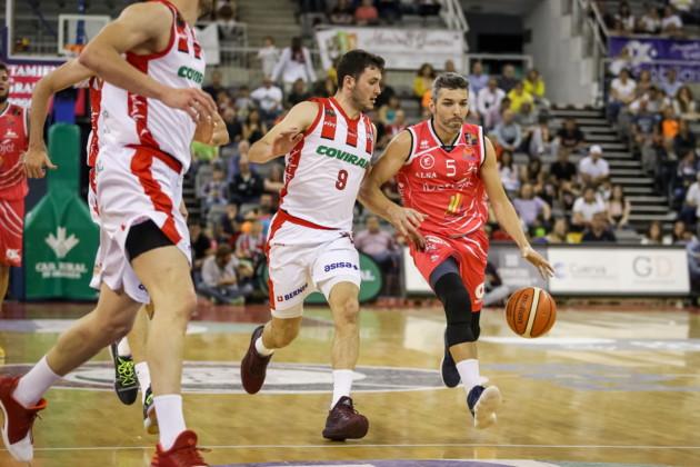 Foto: Fermin Rodriguez. 4º partido de playoffs entre Coviran Granada e Iberojet Palma.