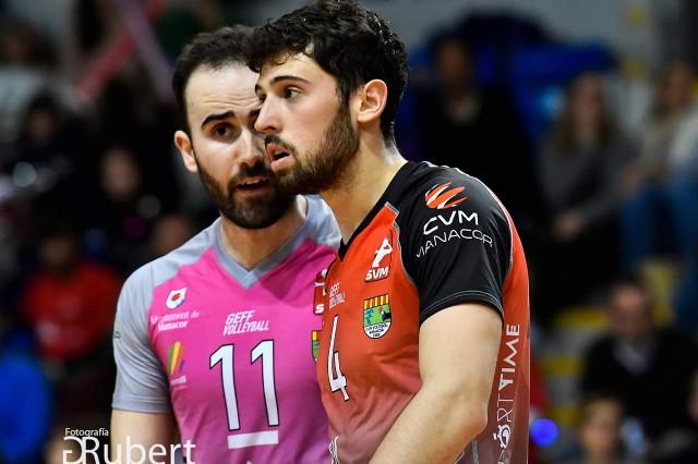 Juan Francisco Cabrer y Andreu Catalán