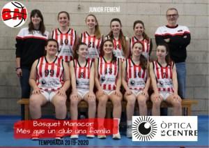 Basquet Manacor - junior femenino- (4)